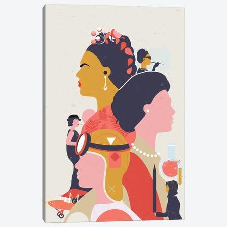 Phewomenal Canvas Print #NET59} by Nettsch Canvas Print