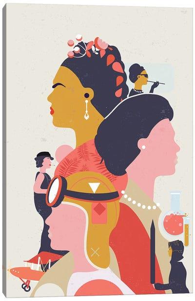 Phewomenal Canvas Art Print
