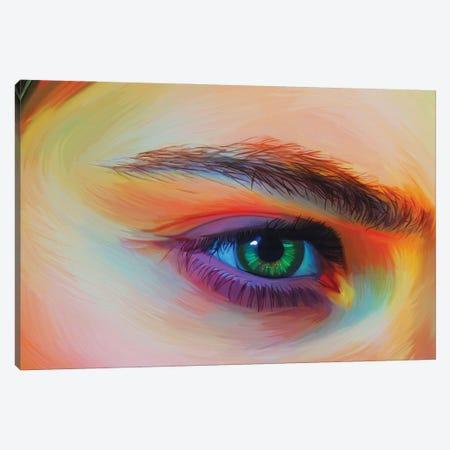 Melina Canvas Print #NET77} by Nettsch Canvas Artwork