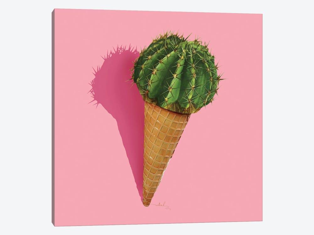 Caramba Cacti by Nettsch 1-piece Canvas Art