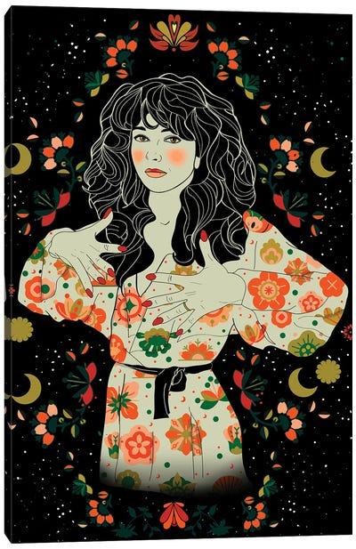 Kate Bush Canvas Art Print