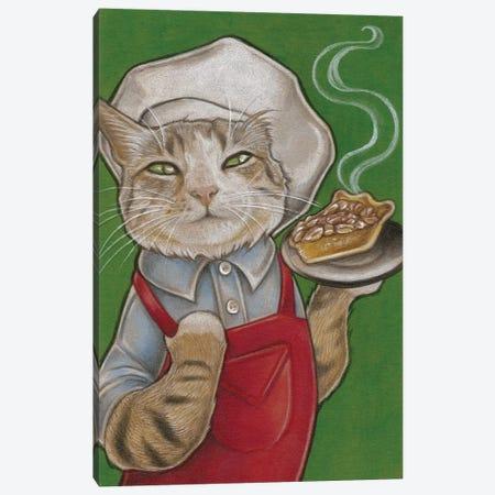 Pecan Canvas Print #NEW23} by Natalie Ewert Art Print