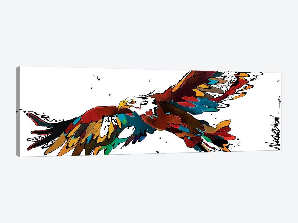 Freedom Flyer by Nicole Gaitan 1-piece Art Print