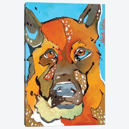 Jackie Canvas Print #NGA23} by Nicole Gaitan Canvas Artwork