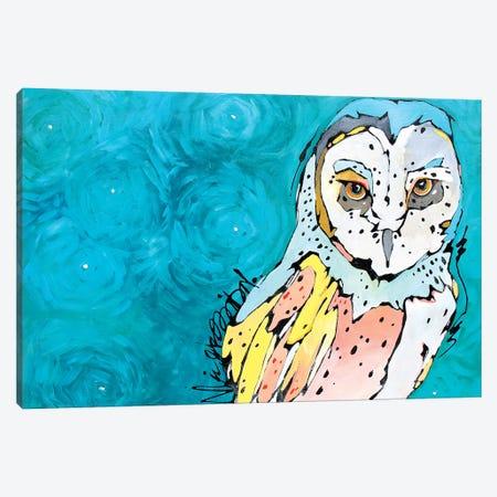 Midnight Watch Canvas Print #NGA27} by Nicole Gaitan Canvas Print