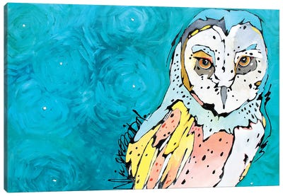 Midnight Watch Canvas Art Print