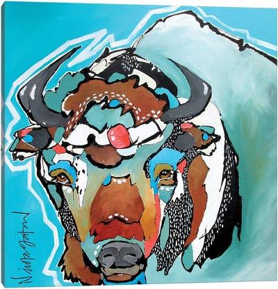 Open Ears Open Heart Large Canvas Art Print