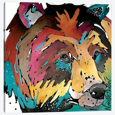Reminisce Canvas Print #NGA39} by Nicole Gaitan Canvas Print