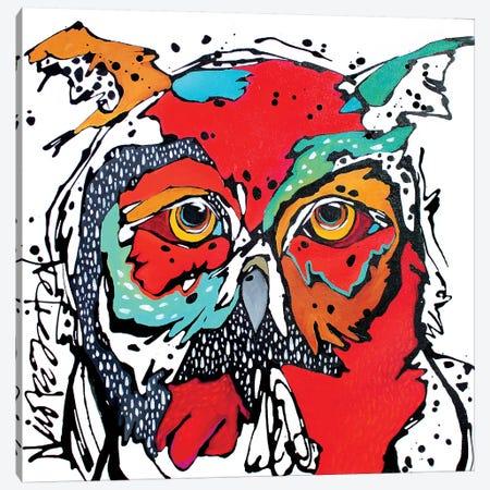 Ruby II Canvas Print #NGA42} by Nicole Gaitan Canvas Wall Art