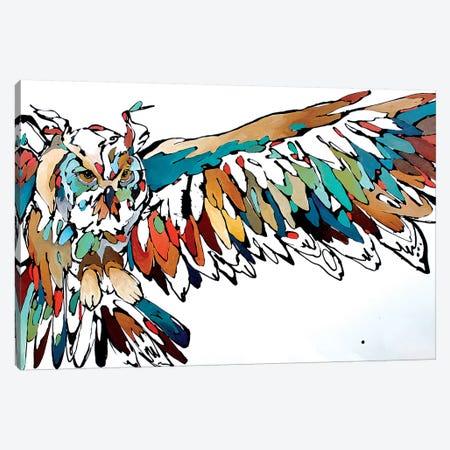 Searching Canvas Print #NGA43} by Nicole Gaitan Canvas Wall Art