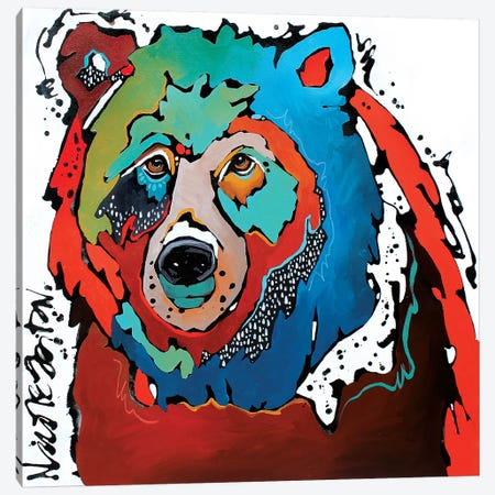Soul Searching Canvas Print #NGA44} by Nicole Gaitan Canvas Art Print