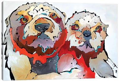 Swaddle Canvas Art Print