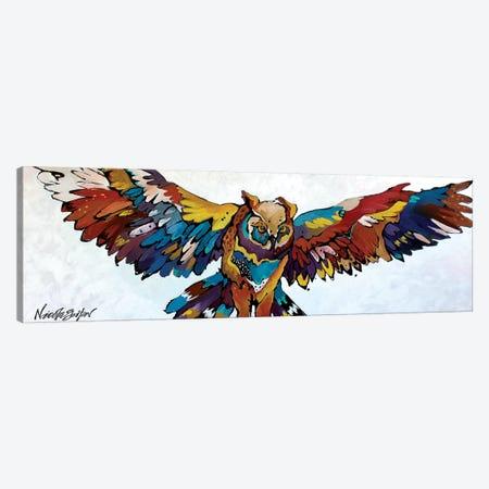 The Dreamcatcher Canvas Print #NGA49} by Nicole Gaitan Canvas Artwork