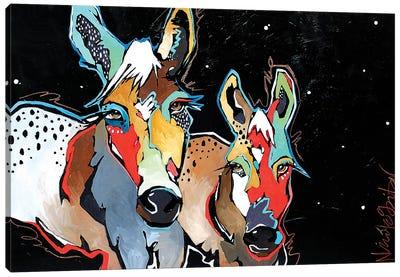 Banditos Canvas Art Print