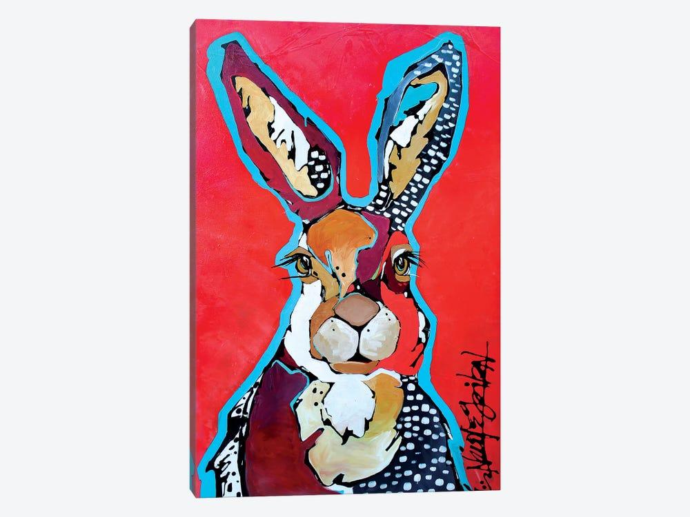 The Lucky One by Nicole Gaitan 1-piece Canvas Wall Art