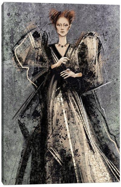 Phoenix Canvas Art Print