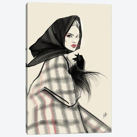 60's Retro Chic Canvas Print #NGB1} by Natalia Nagibina Canvas Art Print