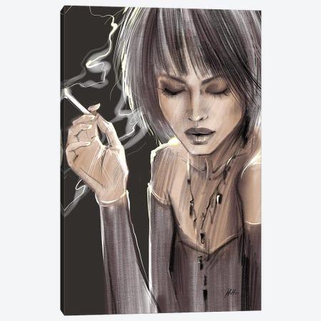 Smoke Show Canvas Print #NGB25} by Natalia Nagibina Canvas Art