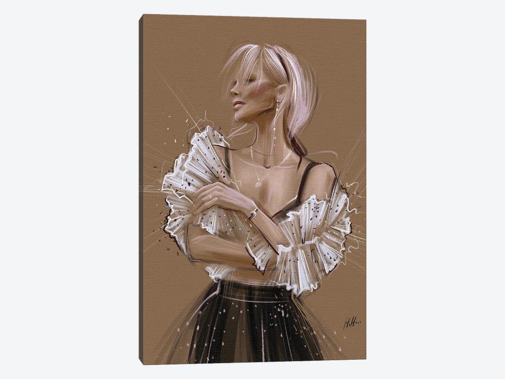 Sparks Fly by Natalia Nagibina 1-piece Canvas Print