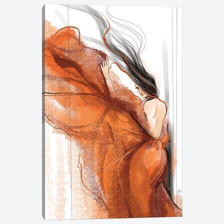 Swept Away Canvas Print #NGB29} by Natalia Nagibina Art Print