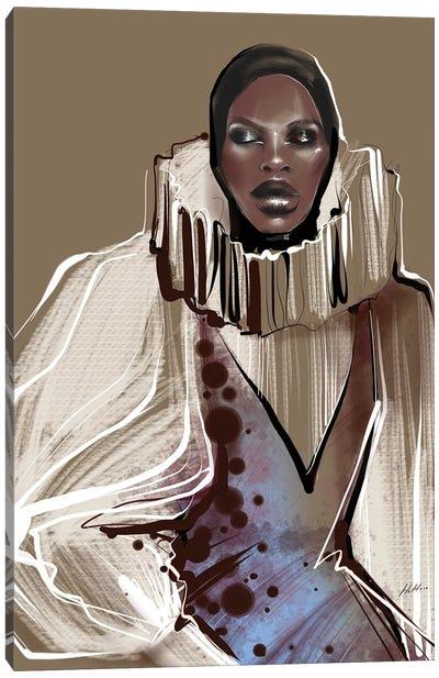 Dior Couture Canvas Art Print