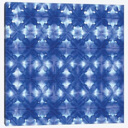 Aquarelle Blue III Canvas Print #NGD16} by Nancy Green Canvas Print