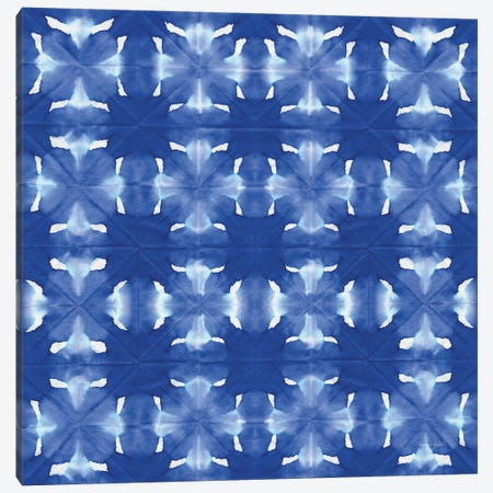 Aquarelle Blue VI Canvas Print #NGD22} by Nancy Green Canvas Print