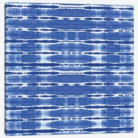 Aquarelle Blue XI Canvas Print #NGD24} by Nancy Green Canvas Artwork