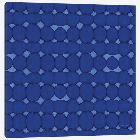Aquarelle Blue XIII 3-Piece Canvas #NGD25} by Nancy Green Canvas Art