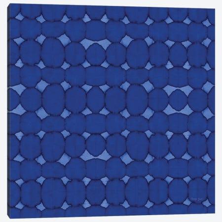 Aquarelle Blue XIII Canvas Print #NGD25} by Nancy Green Canvas Art