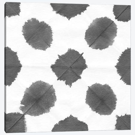 Watermark Black & White II Canvas Print #NGD7} by Nancy Green Canvas Wall Art