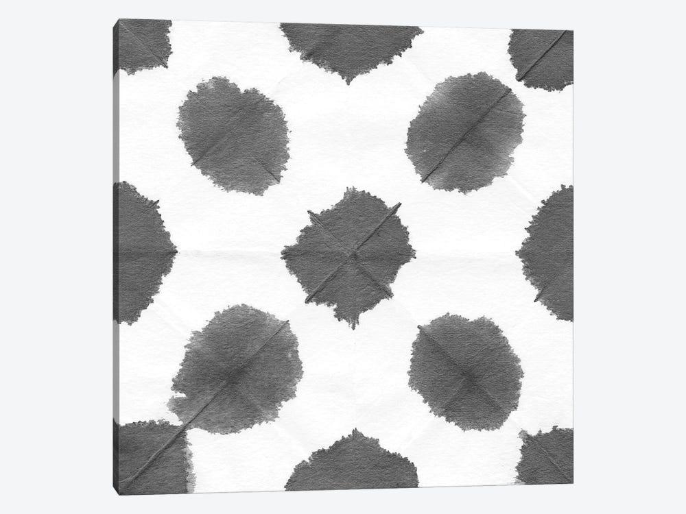 Watermark Black & White II by Nancy Green 1-piece Canvas Art