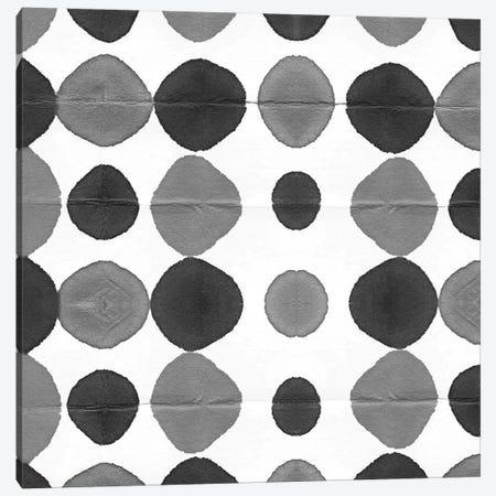 Watermark Black & White III Canvas Print #NGD8} by Nancy Green Canvas Print