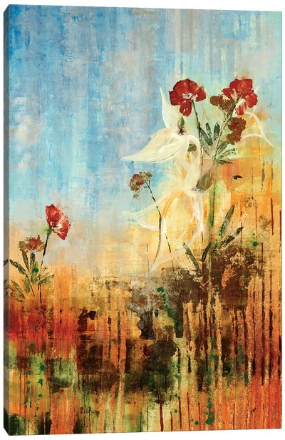 Dedicated to Spring Canvas Art Print