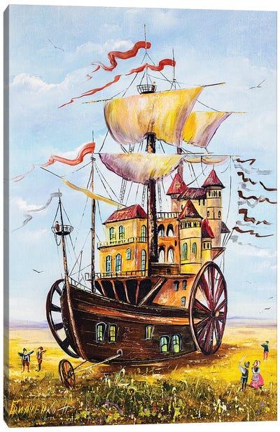 Amazing Travelers Canvas Art Print