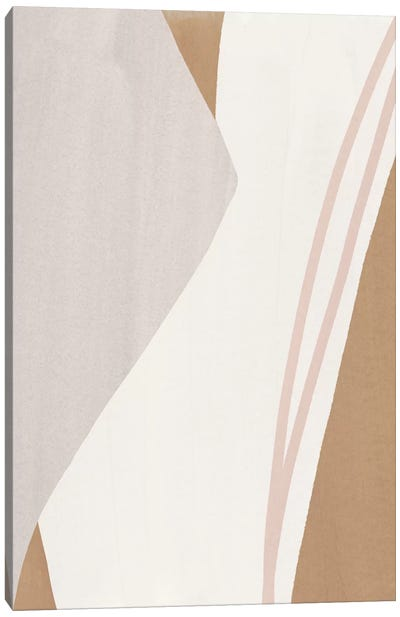 Elegant Abstraction II Canvas Art Print