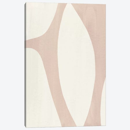 Elegant Abstraction III Canvas Print #NHA20} by Nadia Hassan Canvas Wall Art