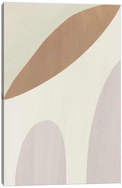Elegant Abstraction VII Canvas Art Print