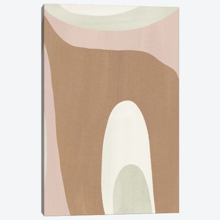 Elegant Abstraction VIII Canvas Print #NHA25} by Nadia Hassan Art Print