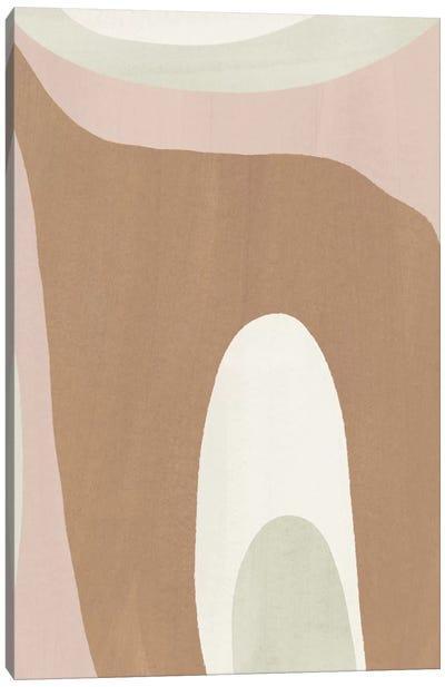 Elegant Abstraction VIII Canvas Art Print