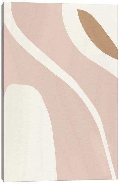 Elegant Abstraction IX Canvas Art Print