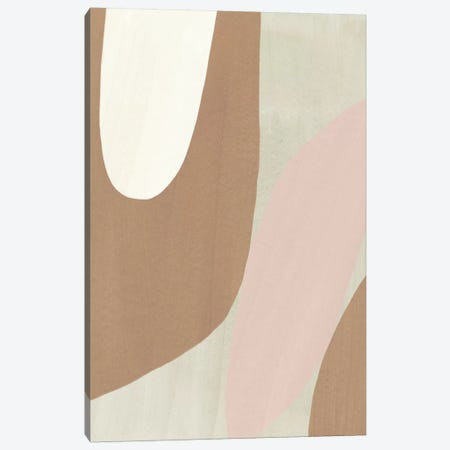 Elegant Abstraction X Canvas Print #NHA27} by Nadia Hassan Art Print