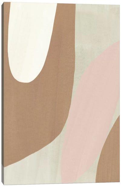 Elegant Abstraction X Canvas Art Print