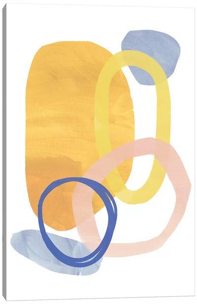 Shaping Up II Canvas Art Print