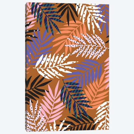 Bohemian Hideaway I Canvas Print #NHA47} by Nadia Hassan Art Print
