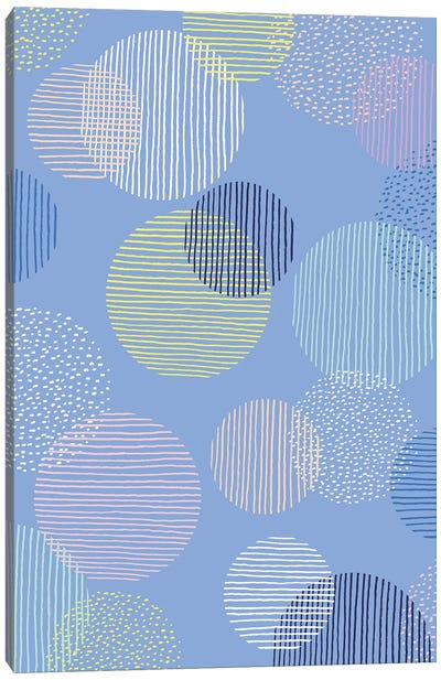 Shape Shifter IV Canvas Art Print