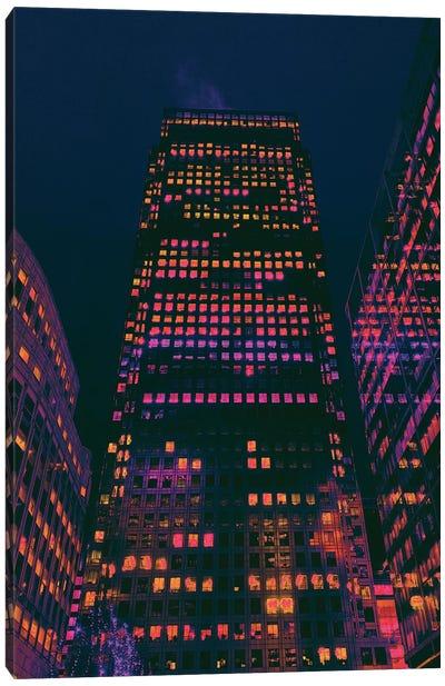 City Lover Canvas Art Print