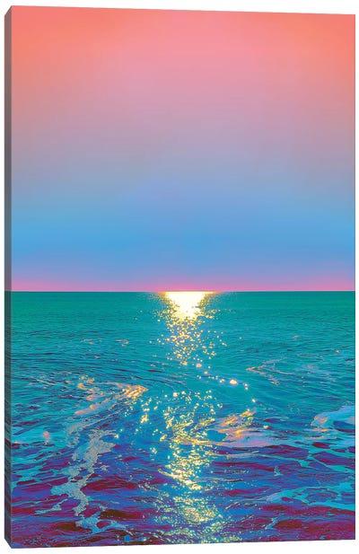 Cosmic Horizon Canvas Art Print