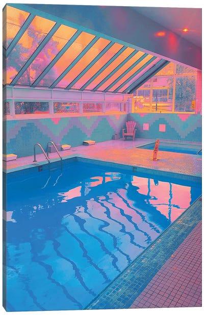901 AM Canvas Art Print