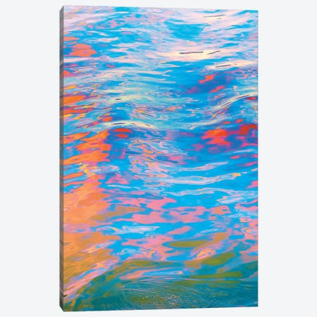 Ink Motions 3-Piece Canvas #NHE26} by Nathan Head Canvas Art Print